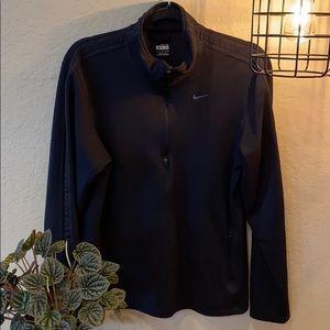 Nike Fit Dry half zip long sleeve